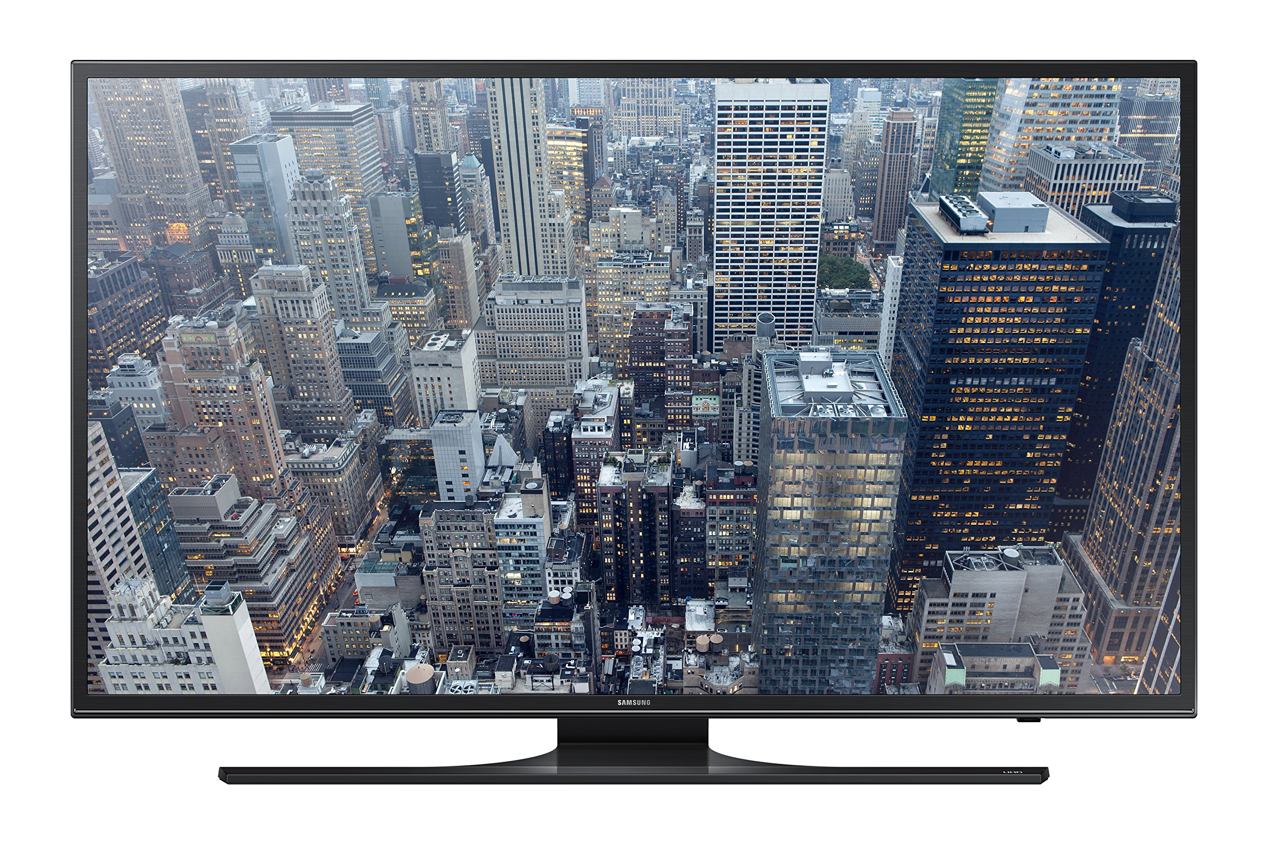 Samsung UN60JU6500 60-Inch 4K Ultra HD Smart LED TV Review